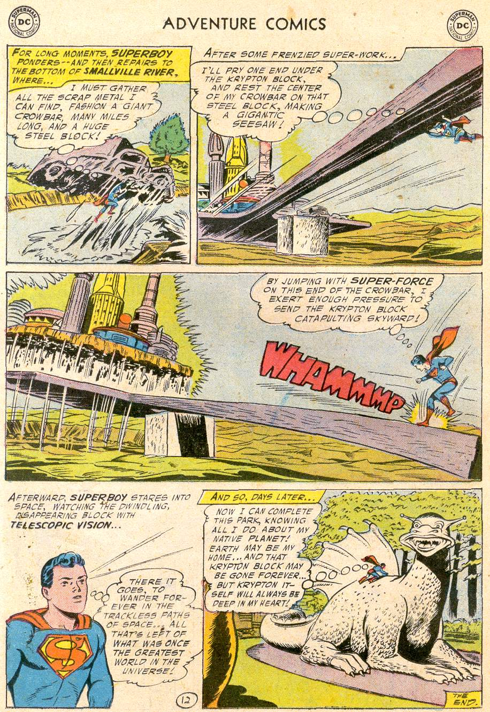 Read online Adventure Comics (1938) comic -  Issue #232 - 14
