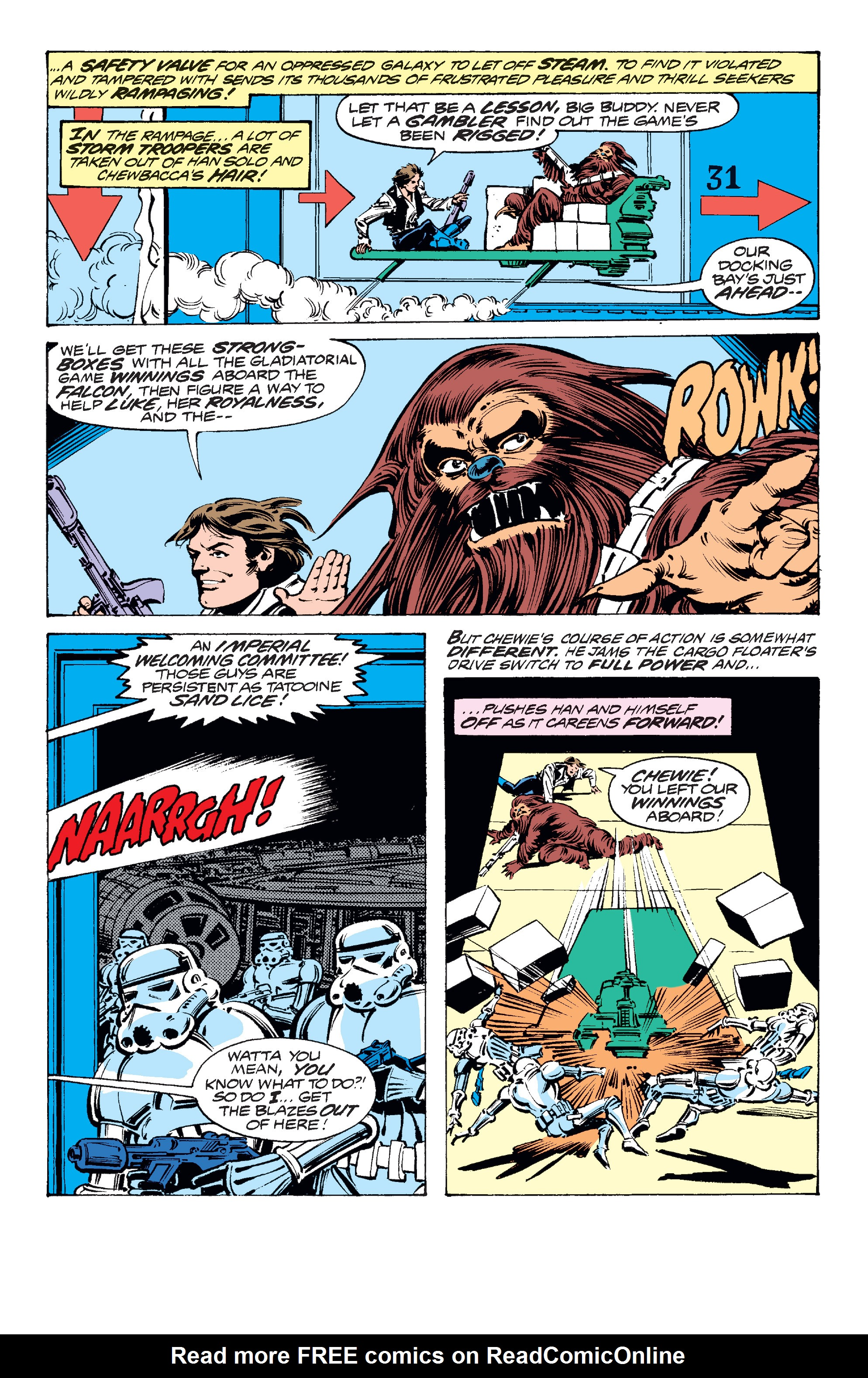 Read online Star Wars Omnibus comic -  Issue # Vol. 13 - 412