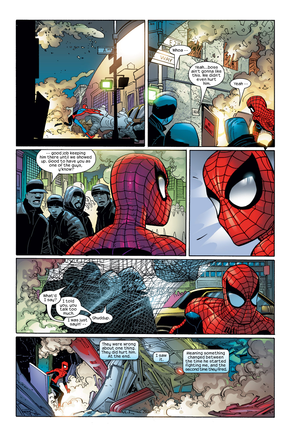 The Amazing Spider-Man (1999) 53 Page 17