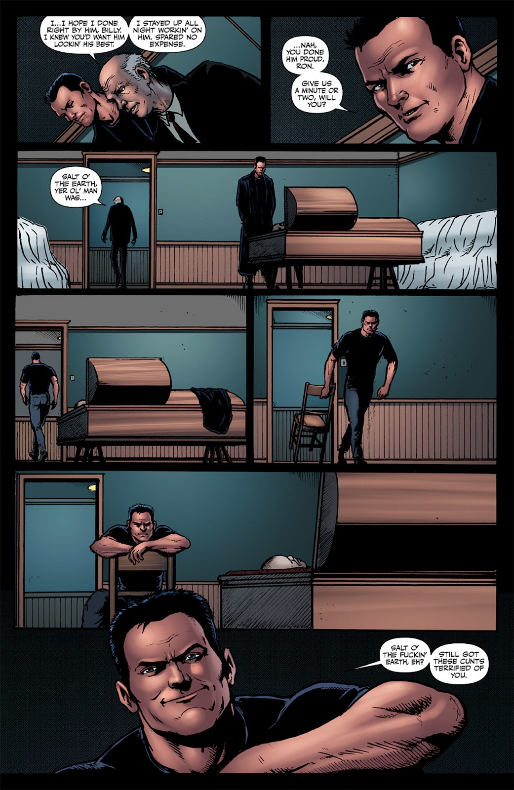 Read online The Boys: Butcher, Baker, Candlestickmaker comic -  Issue #1 - 11