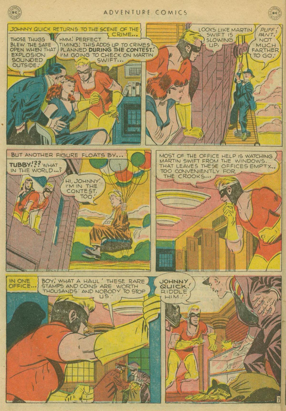 Read online Adventure Comics (1938) comic -  Issue #130 - 45