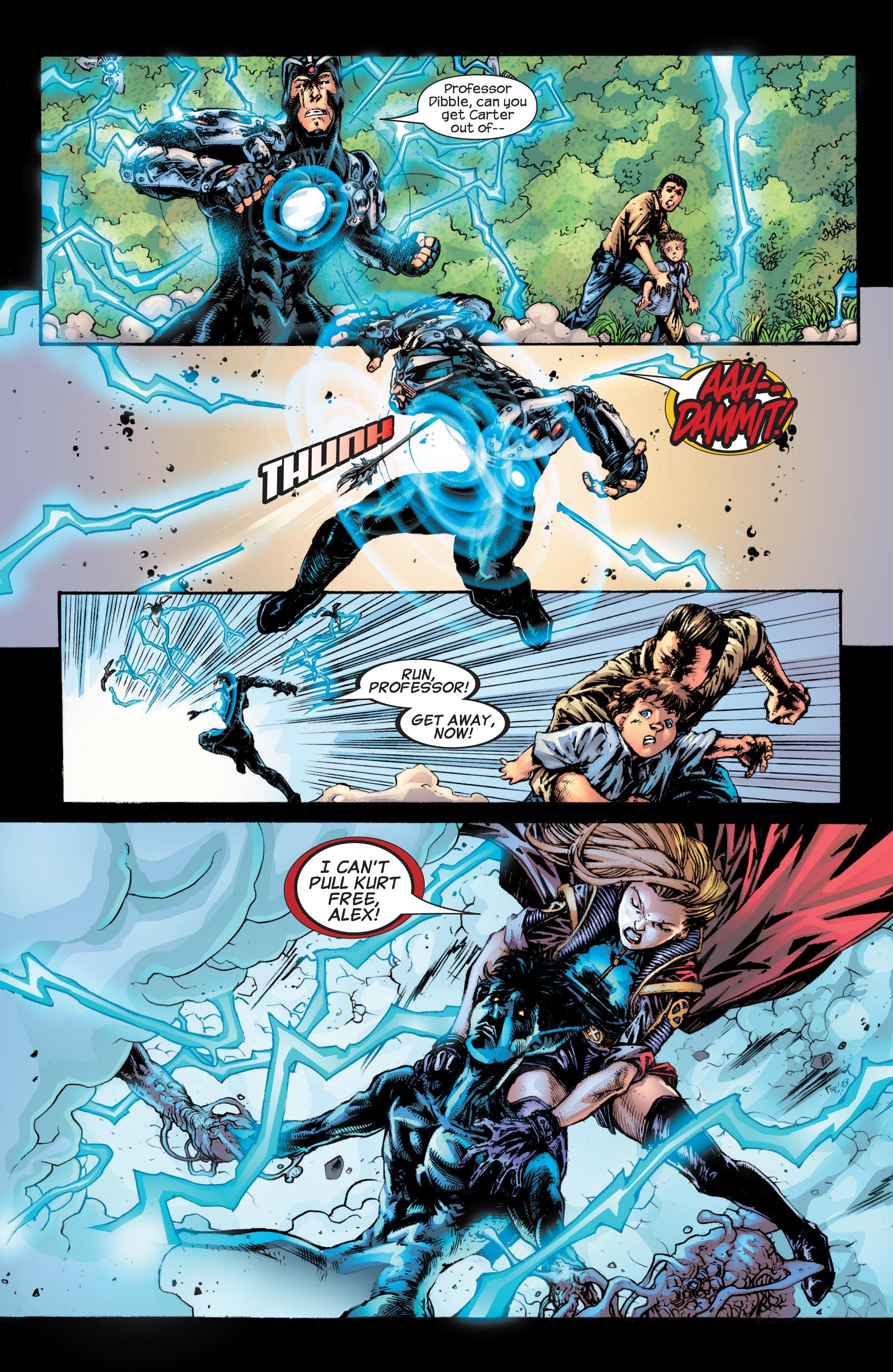 Read online Uncanny X-Men (1963) comic -  Issue #430 - 20
