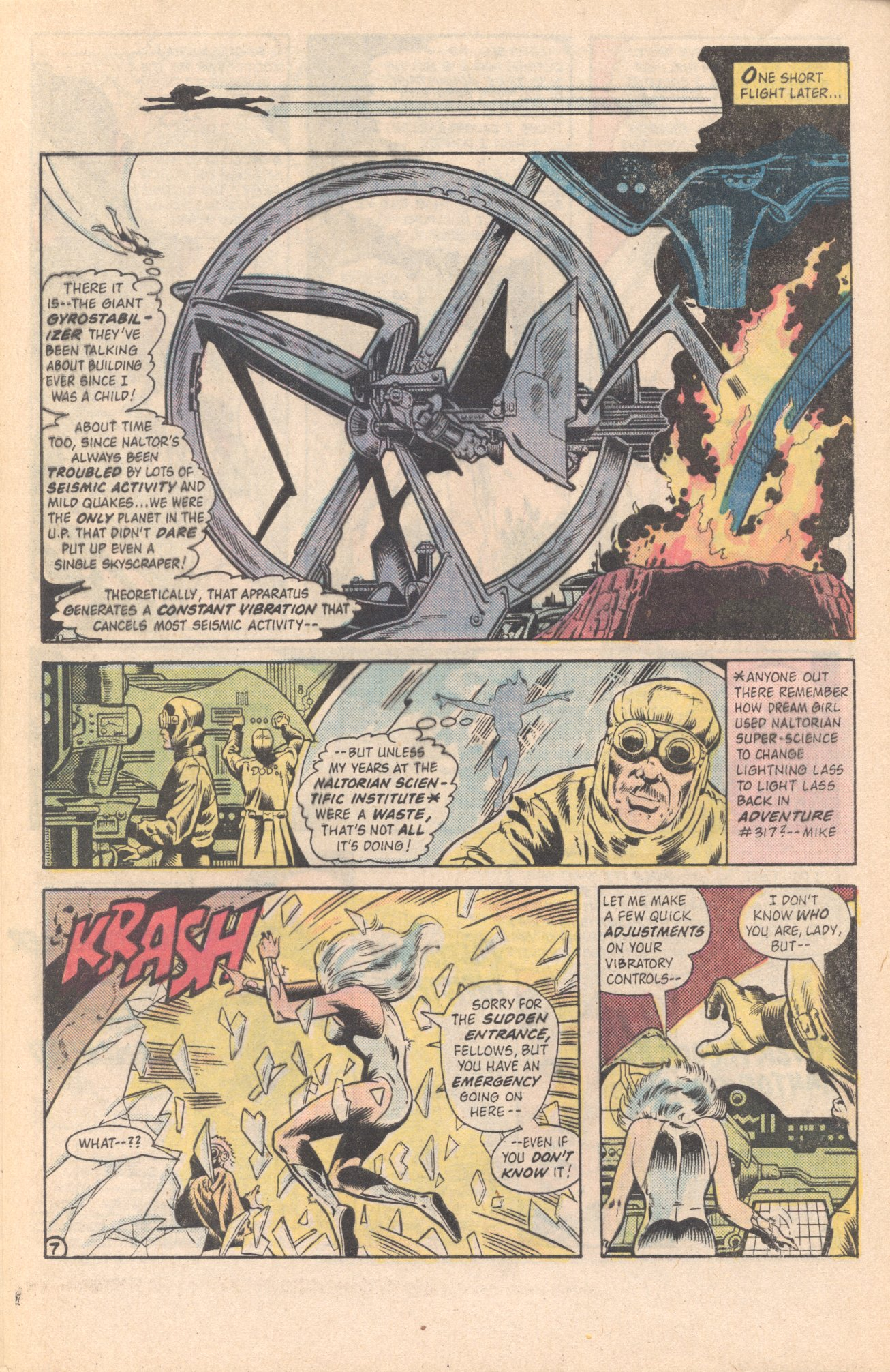 Legion of Super-Heroes (1980) 285 Page 26
