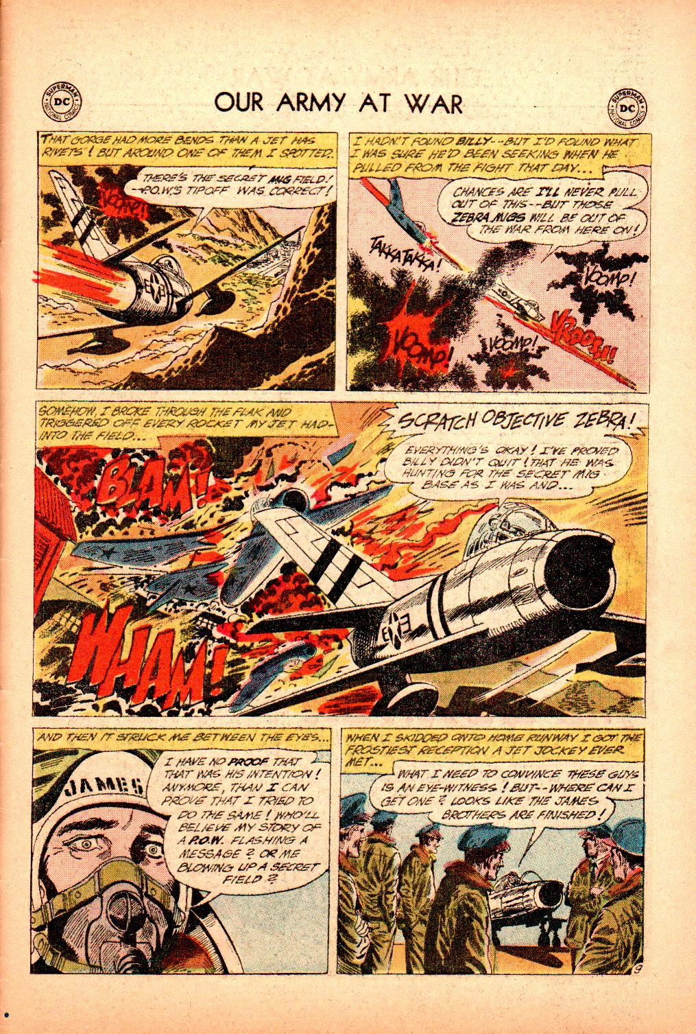 Our Army at War (1952) issue 101 - Page 31