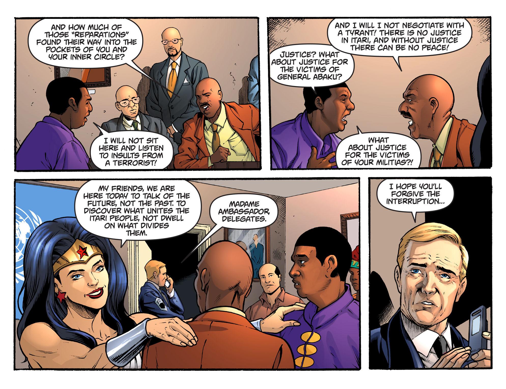Read online Sensation Comics Featuring Wonder Woman comic -  Issue #34 - 12