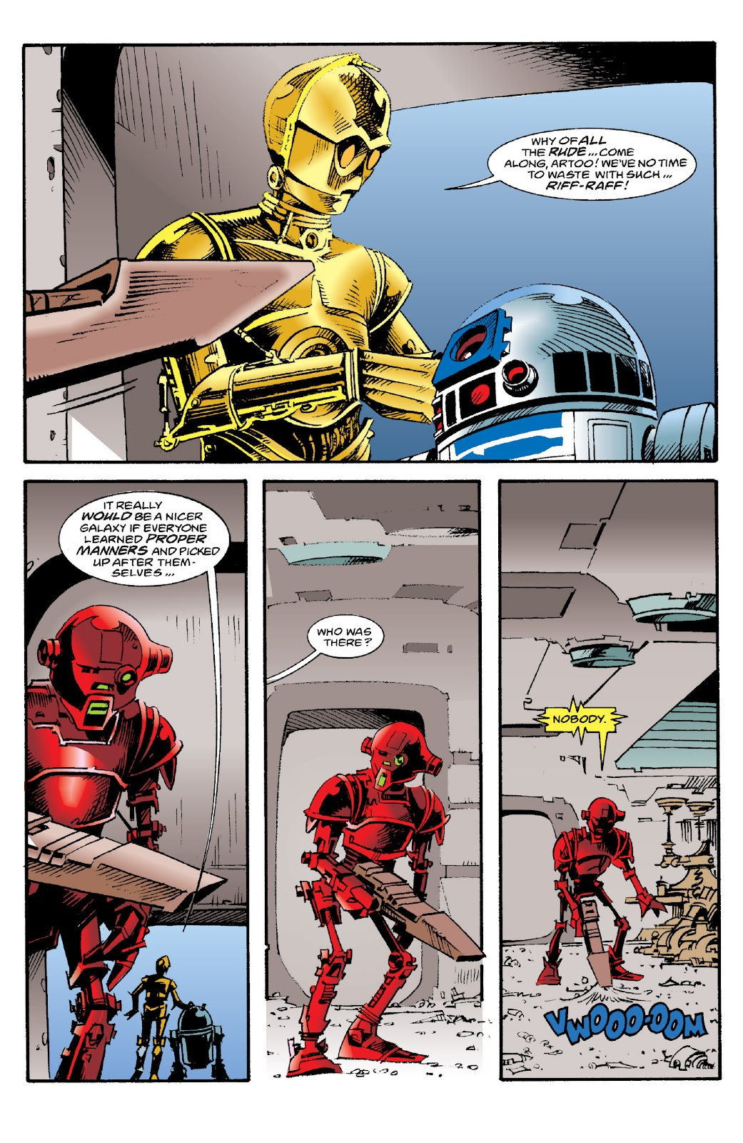 Read online Star Wars Legends Epic Collection: The Empire comic -  Issue # TPB 5 (Part 3) - 27