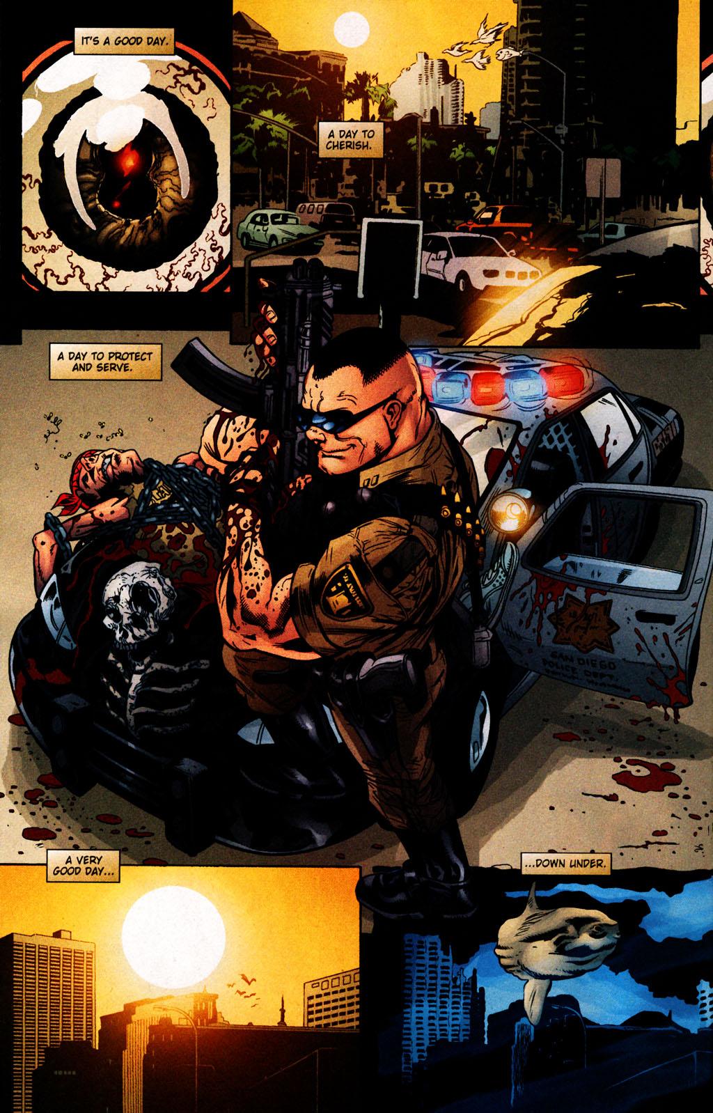 Read online Aquaman (2003) comic -  Issue #25 - 10