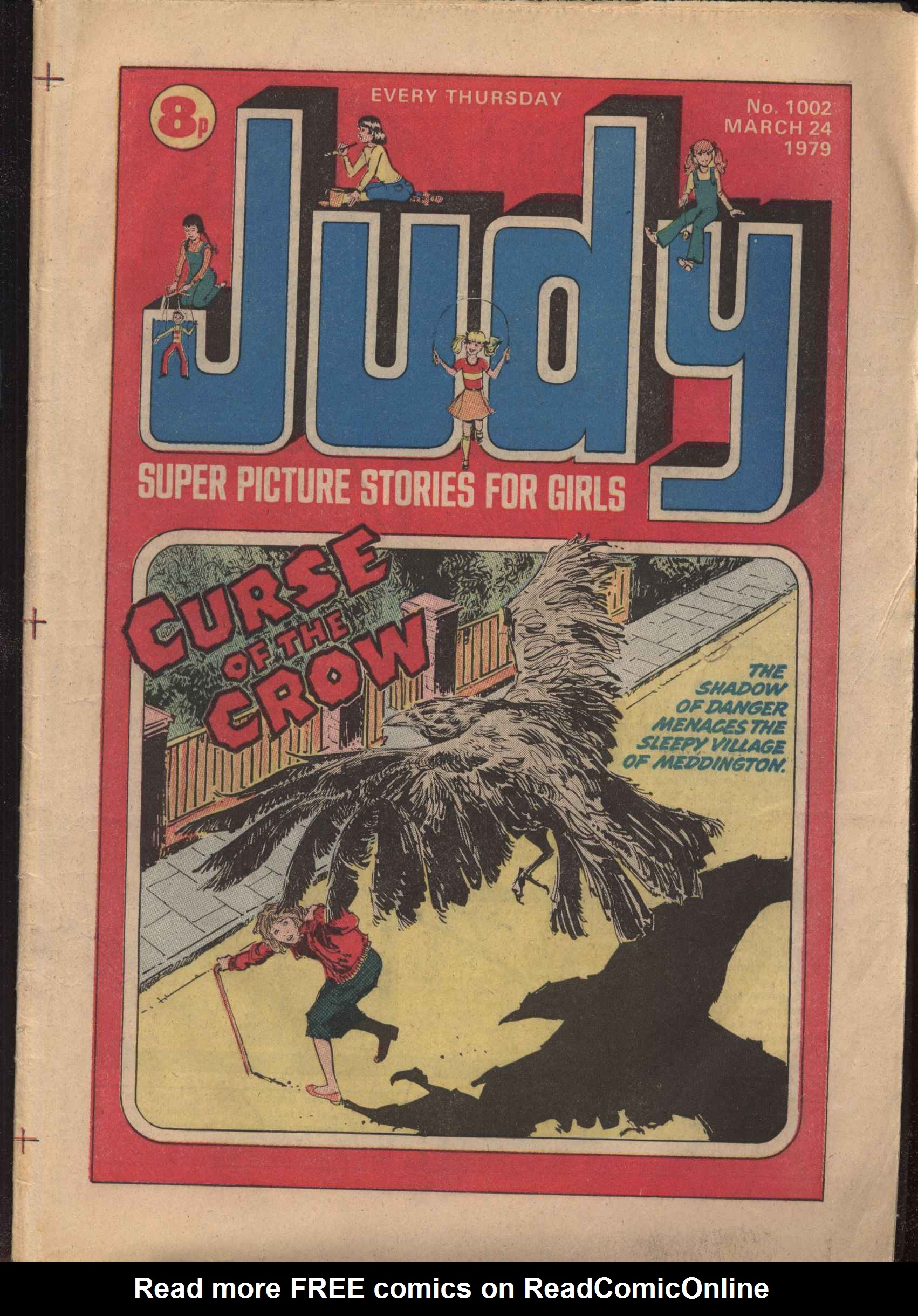 Read online Judy comic -  Issue #2 - 1
