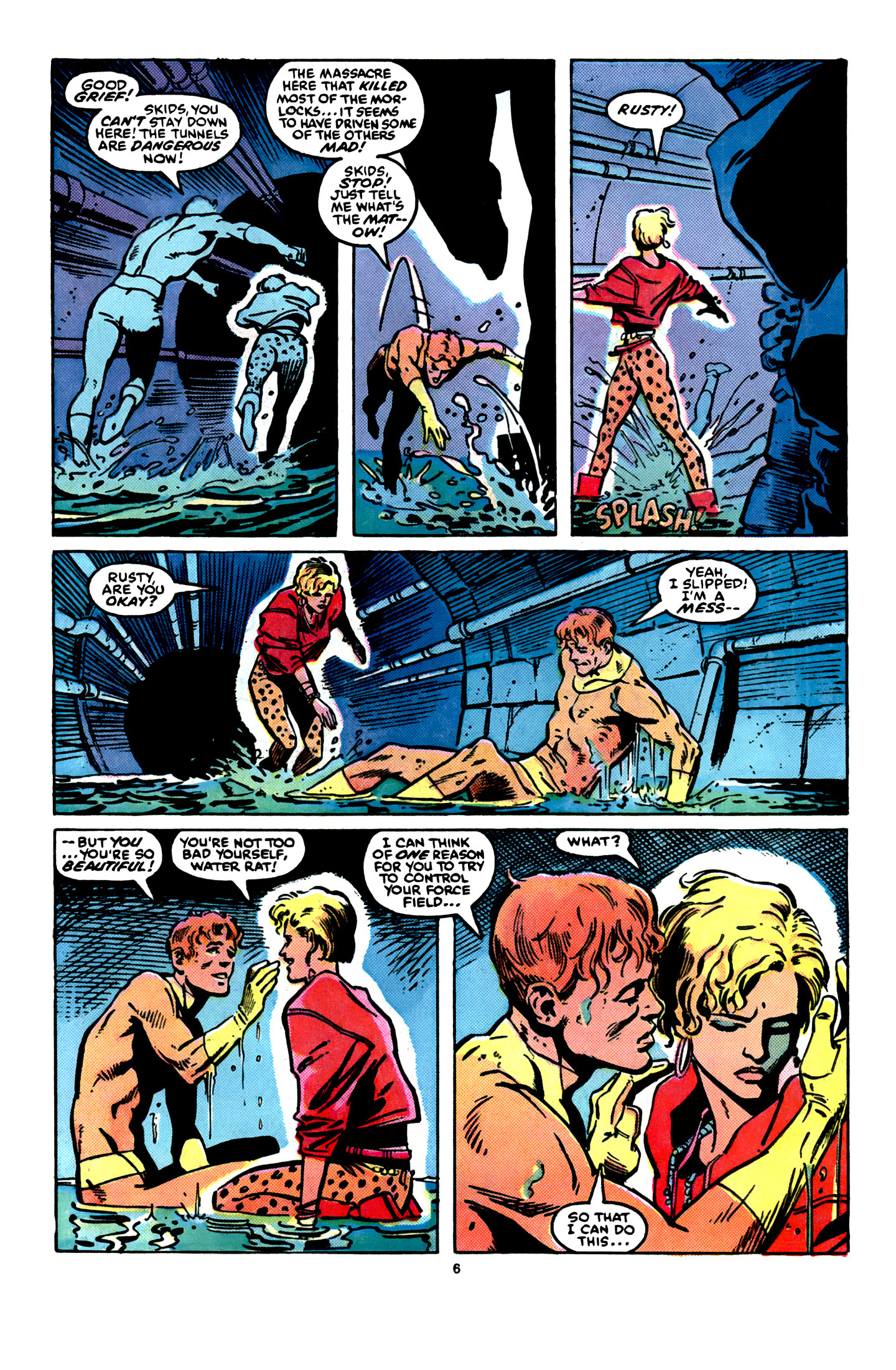 Read online X-Factor (1986) comic -  Issue #16 - 7