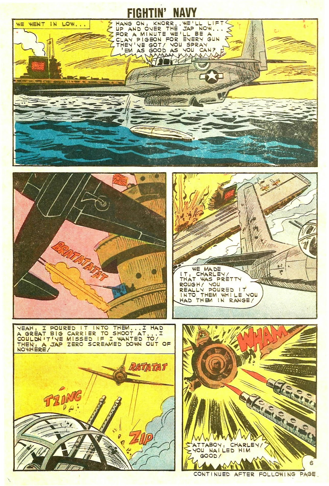 Read online Fightin' Navy comic -  Issue #114 - 30