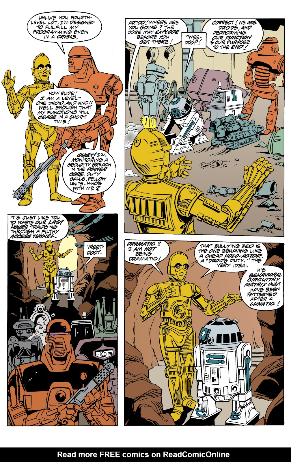 Read online Star Wars Legends Epic Collection: The Empire comic -  Issue # TPB 5 (Part 2) - 71