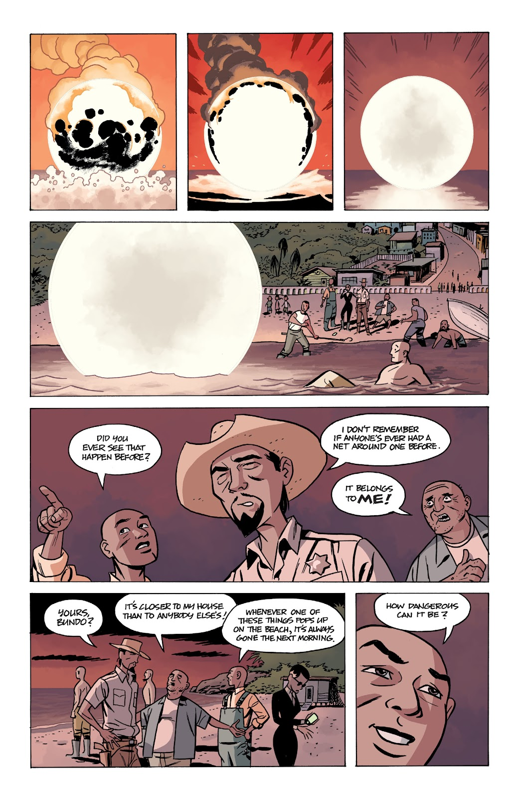 Read online The Twilight Children comic -  Issue #1 - 10
