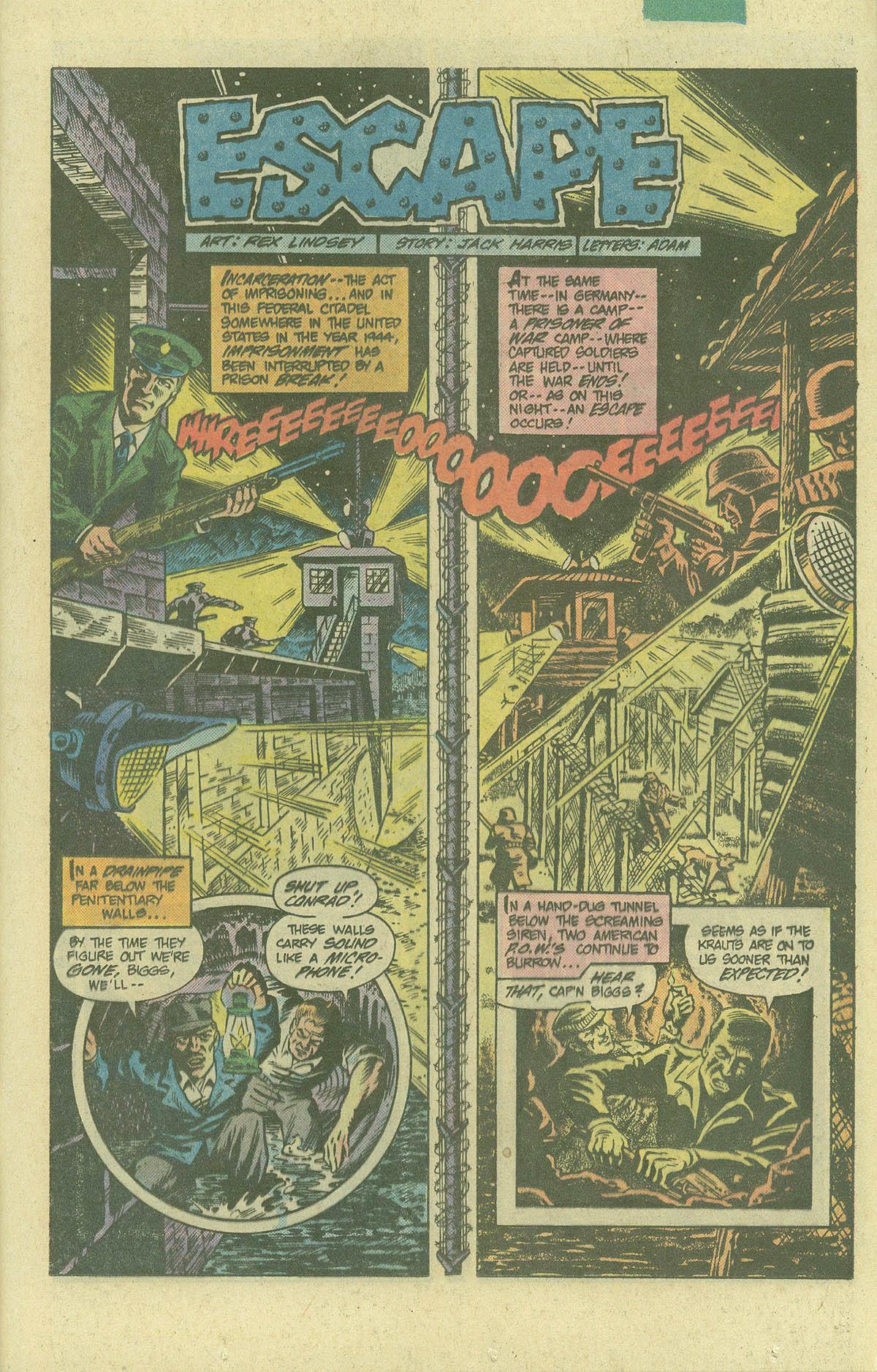 Read online Sgt. Rock comic -  Issue #392 - 16