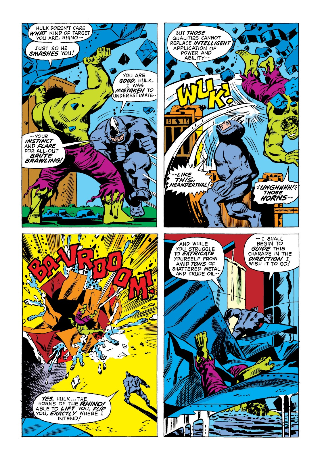 Read online Marvel Masterworks: The Incredible Hulk comic -  Issue # TPB 9 (Part 1) - 27
