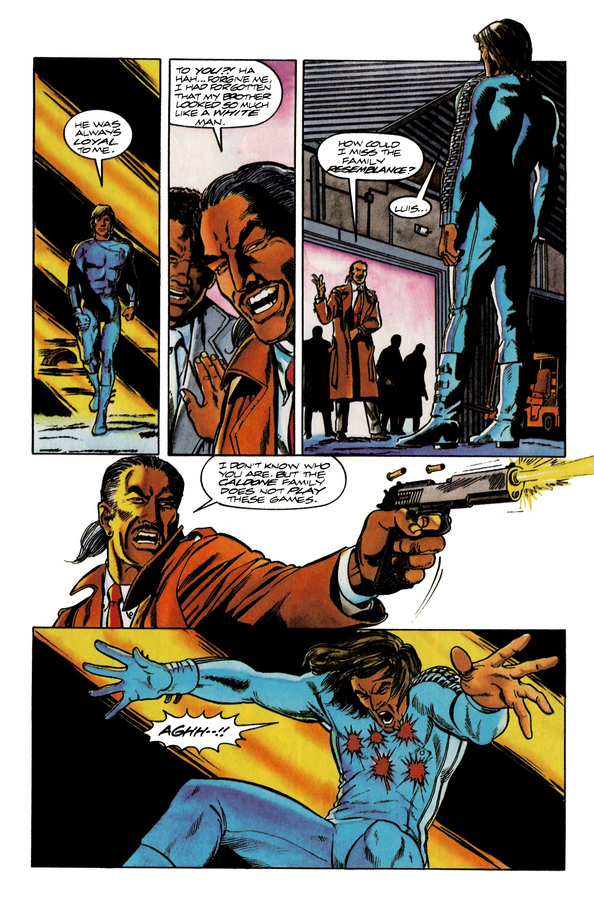 Read online Eternal Warrior (1992) comic -  Issue #13 - 12