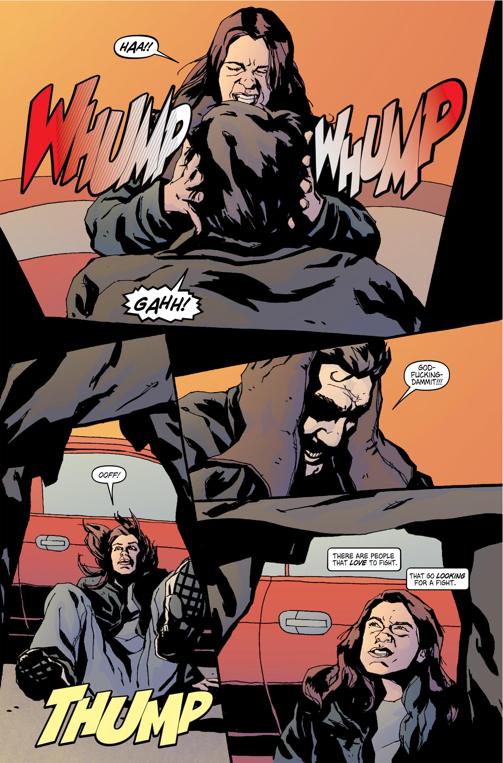 Read online Alias comic -  Issue #5 - 4