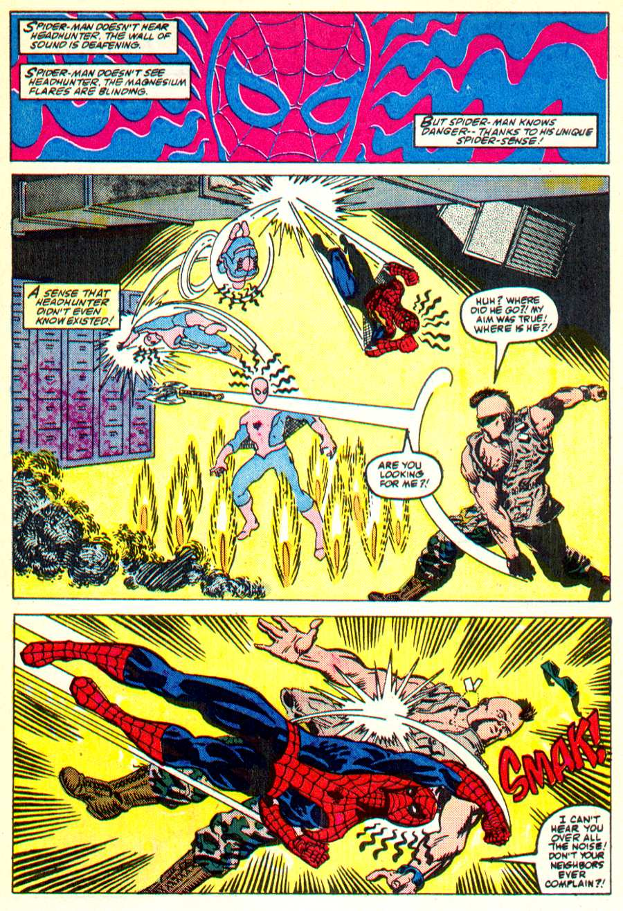 Web of Spider-Man (1985) Issue #27 #37 - English 21