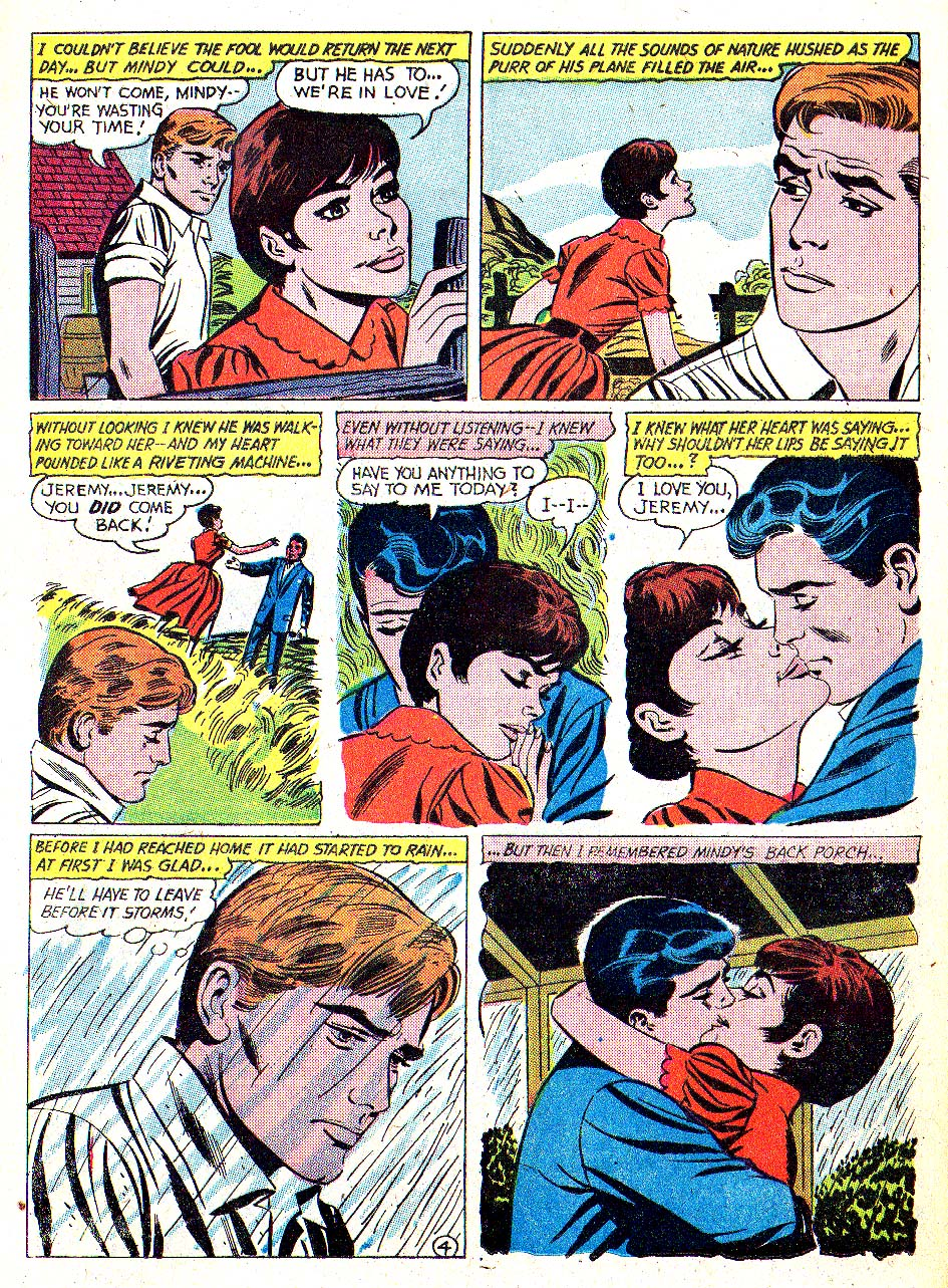Young Romance issue 149 - Page 12