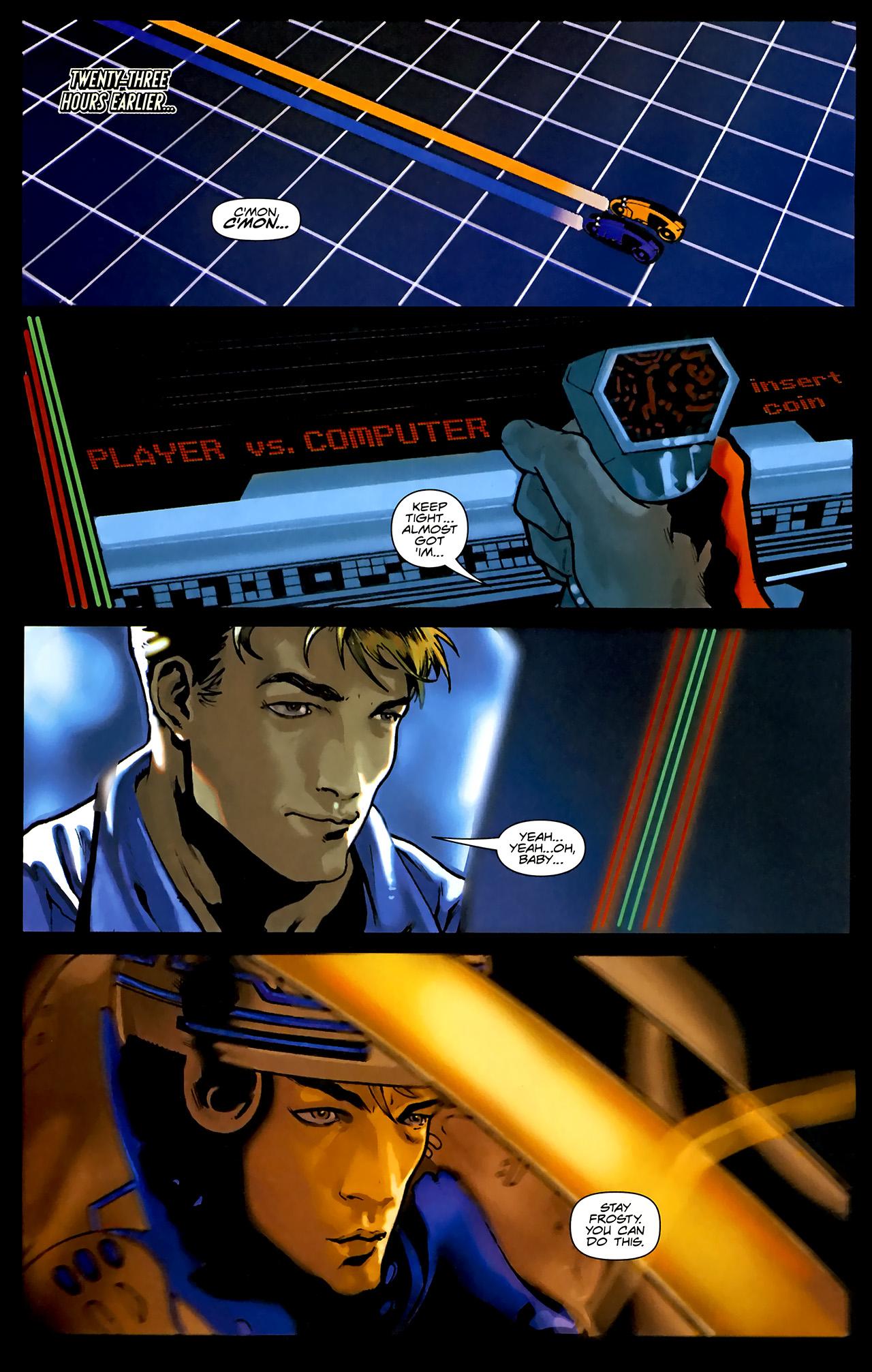 Read online TRON: Original Movie Adaptation comic -  Issue #1 - 6