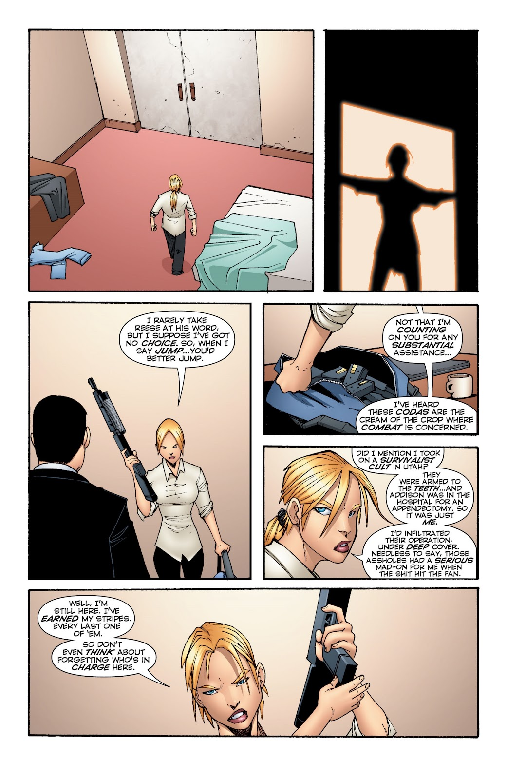 Wildcats Version 3.0 Issue #18 #18 - English 20