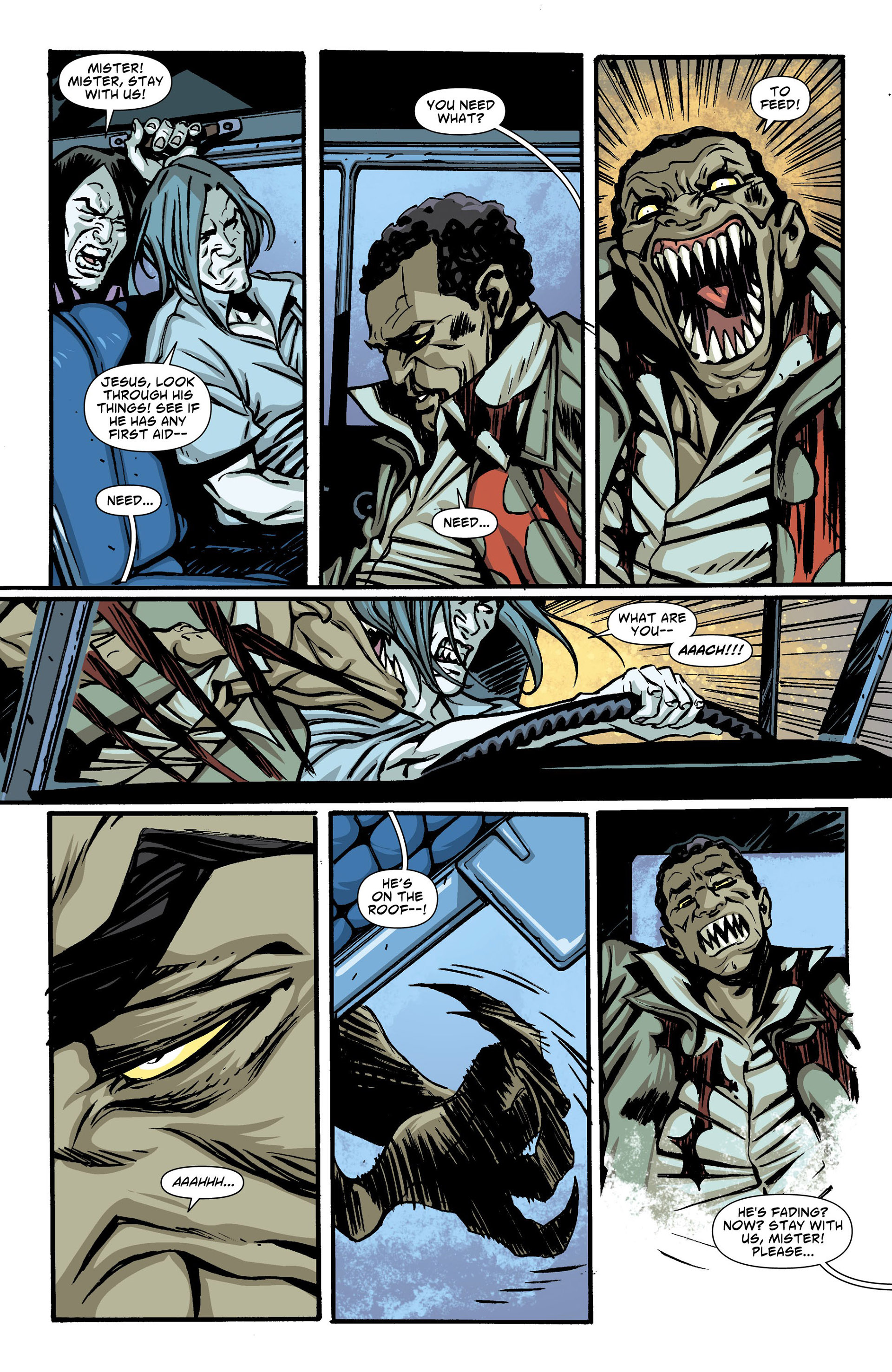 Read online American Vampire comic -  Issue #27 - 6