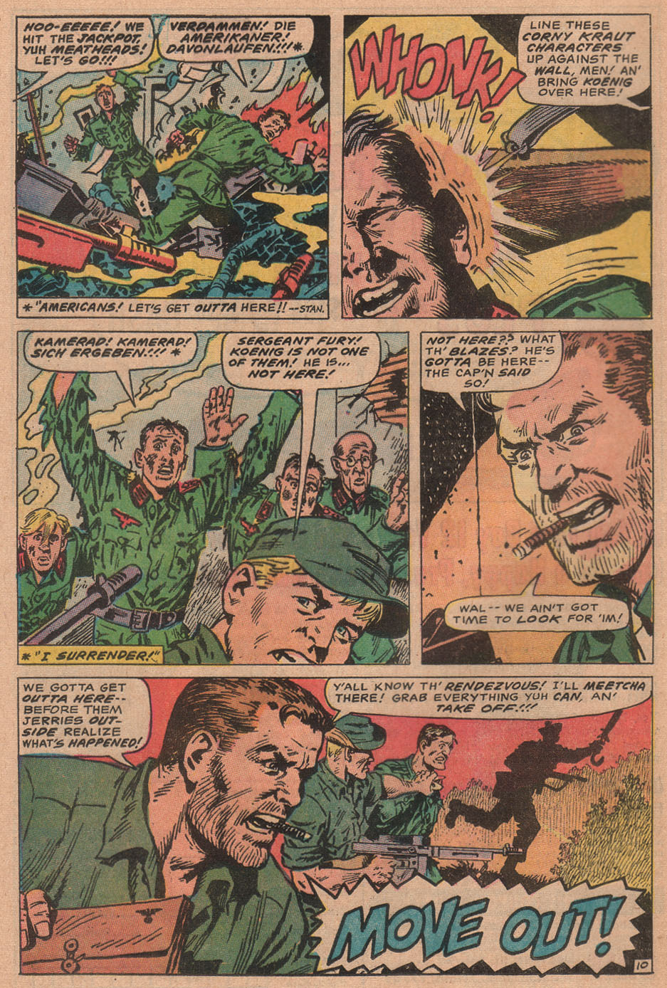 Read online Sgt. Fury comic -  Issue #77 - 16