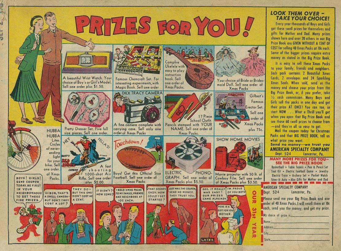 Read online Hit Comics comic -  Issue #61 - 36