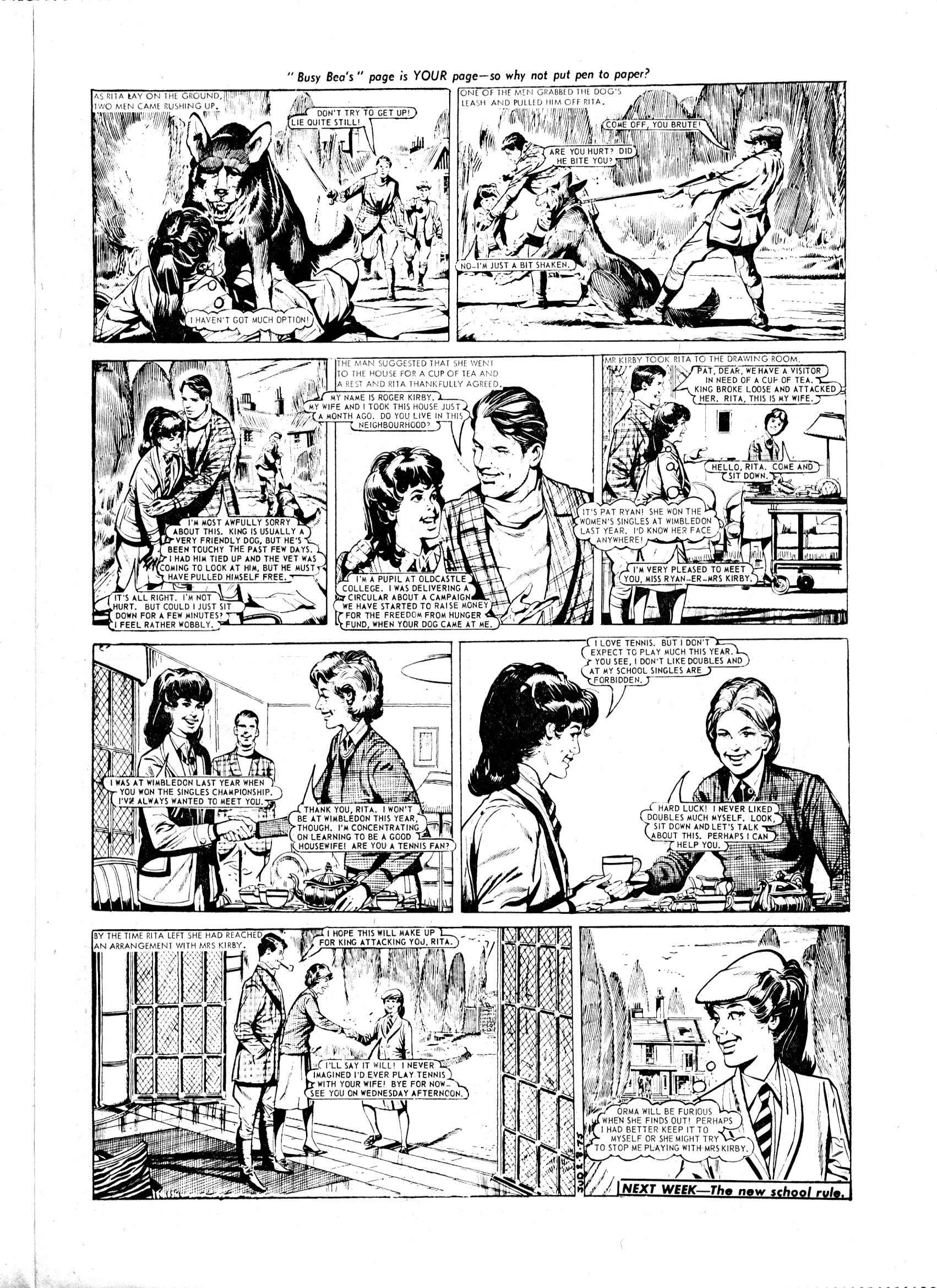 Read online Judy comic -  Issue #812 - 11