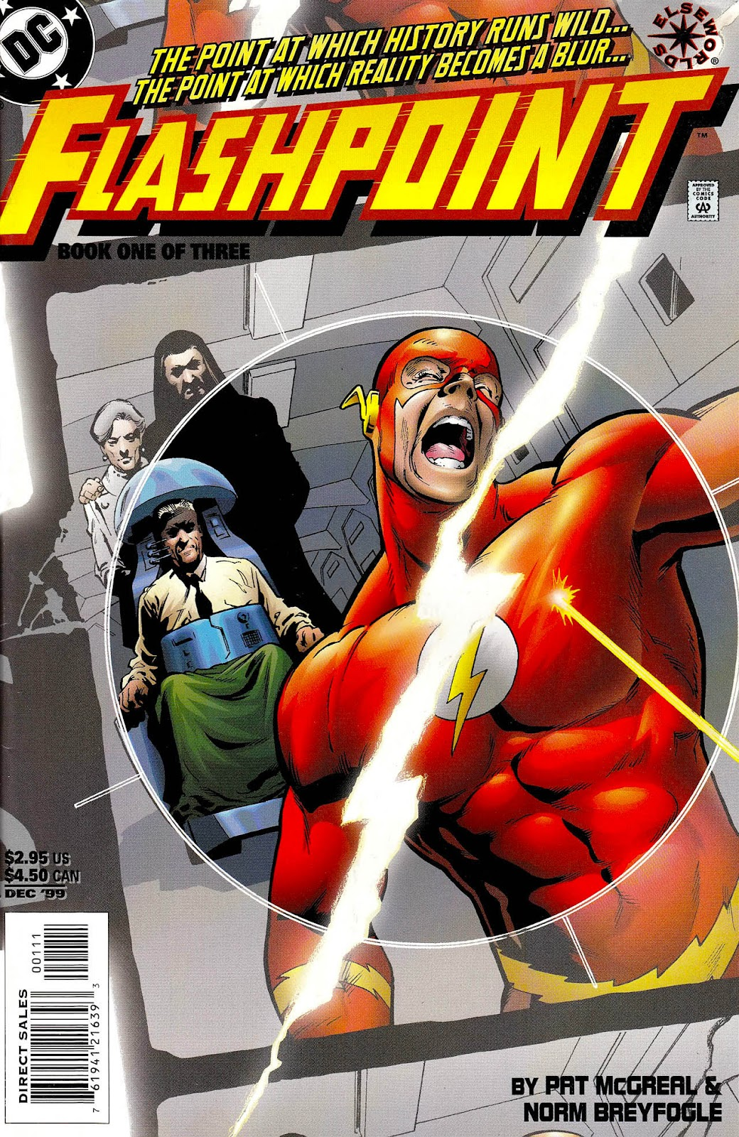 Read online Flashpoint (1999) comic -  Issue #1 - 1