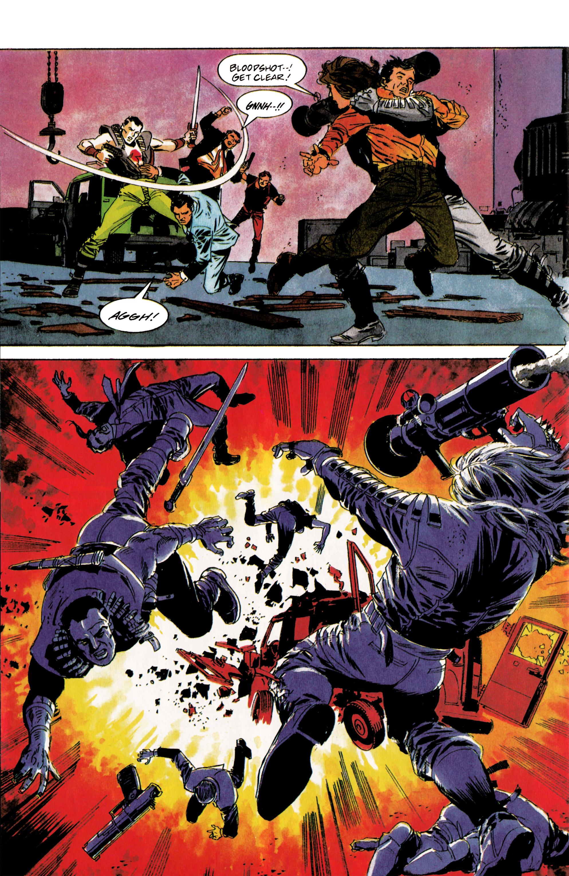 Read online Eternal Warrior (1992) comic -  Issue #5 - 21