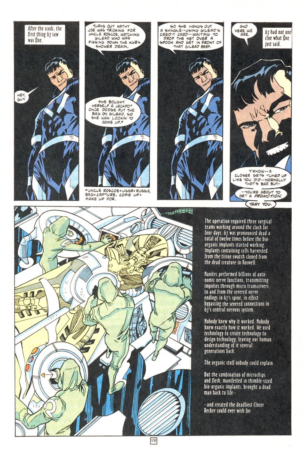 Read online Xero comic -  Issue #7 - 21