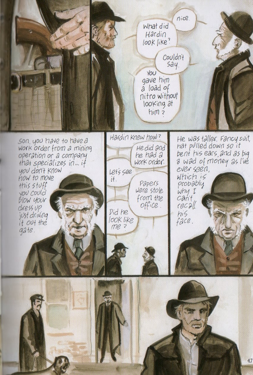 Read online The Black Diamond Detective Agency comic -  Issue # TPB - 47
