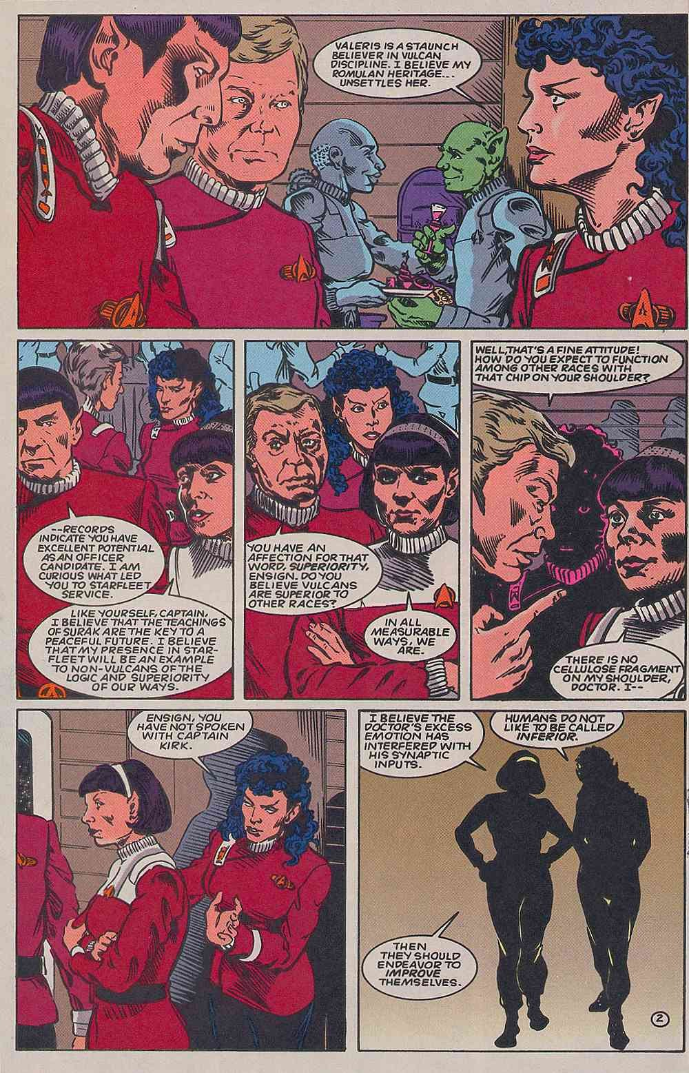 Read online Star Trek (1989) comic -  Issue # _Special 2 - 34