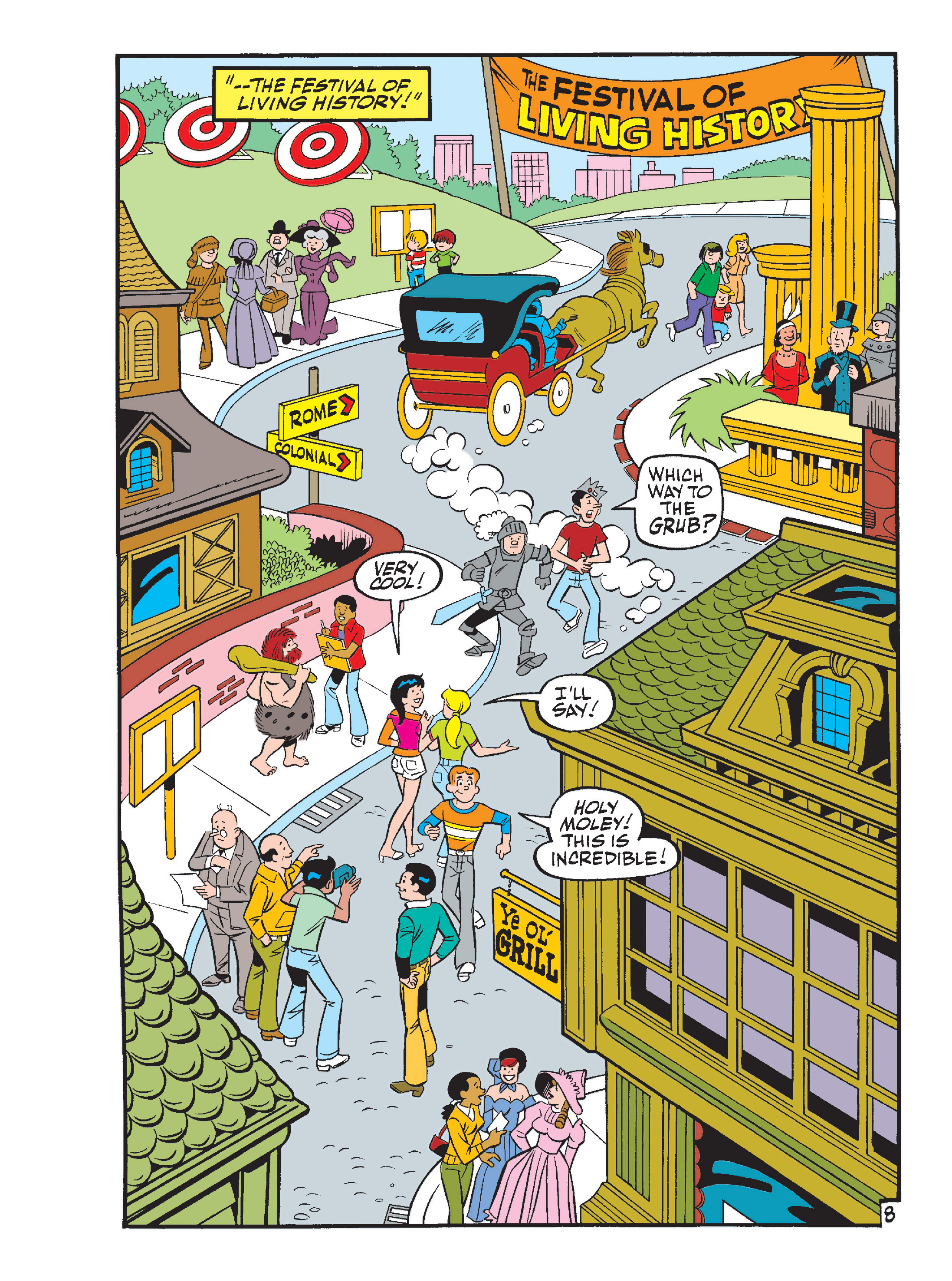 Read online Archie's Funhouse Double Digest comic -  Issue #15 - 43