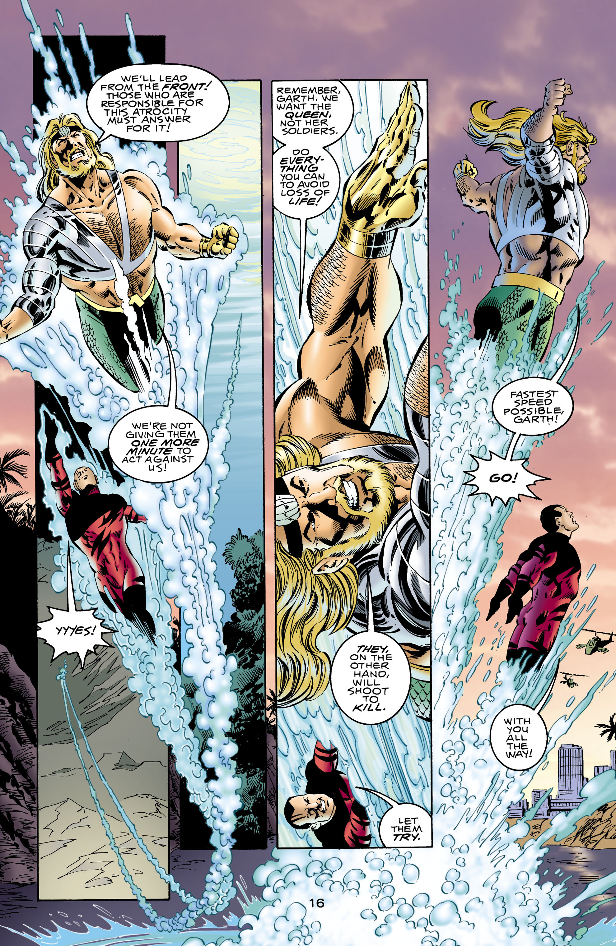 Read online Aquaman (1994) comic -  Issue #65 - 16