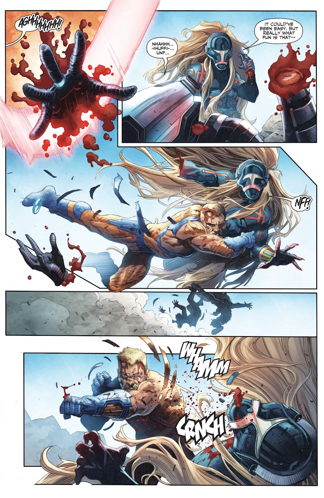 Read online X-O Manowar (2017) comic -  Issue #25 - 12