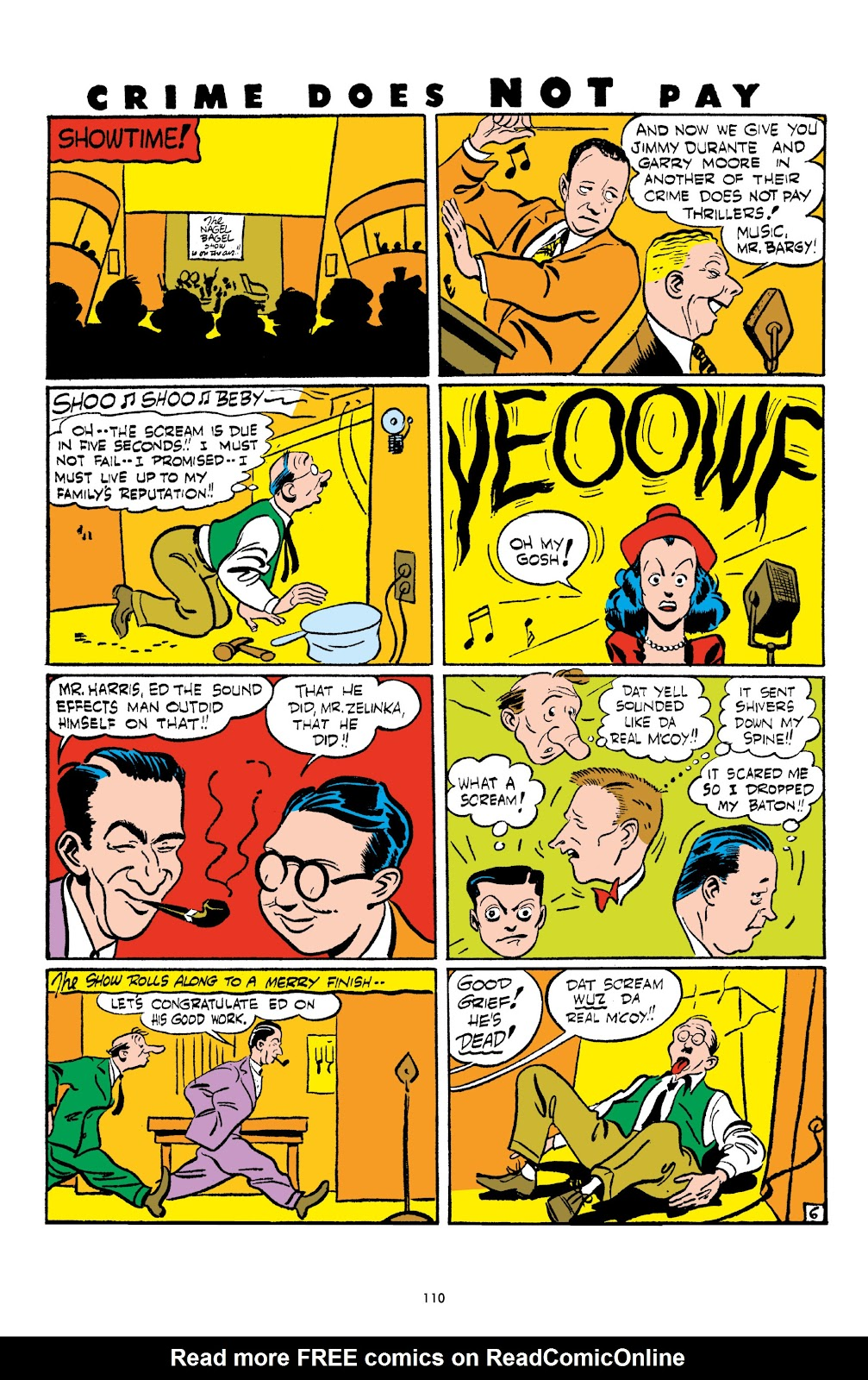 Read online Crime Does Not Pay Archives comic -  Issue # TPB 4 (Part 2) - 10