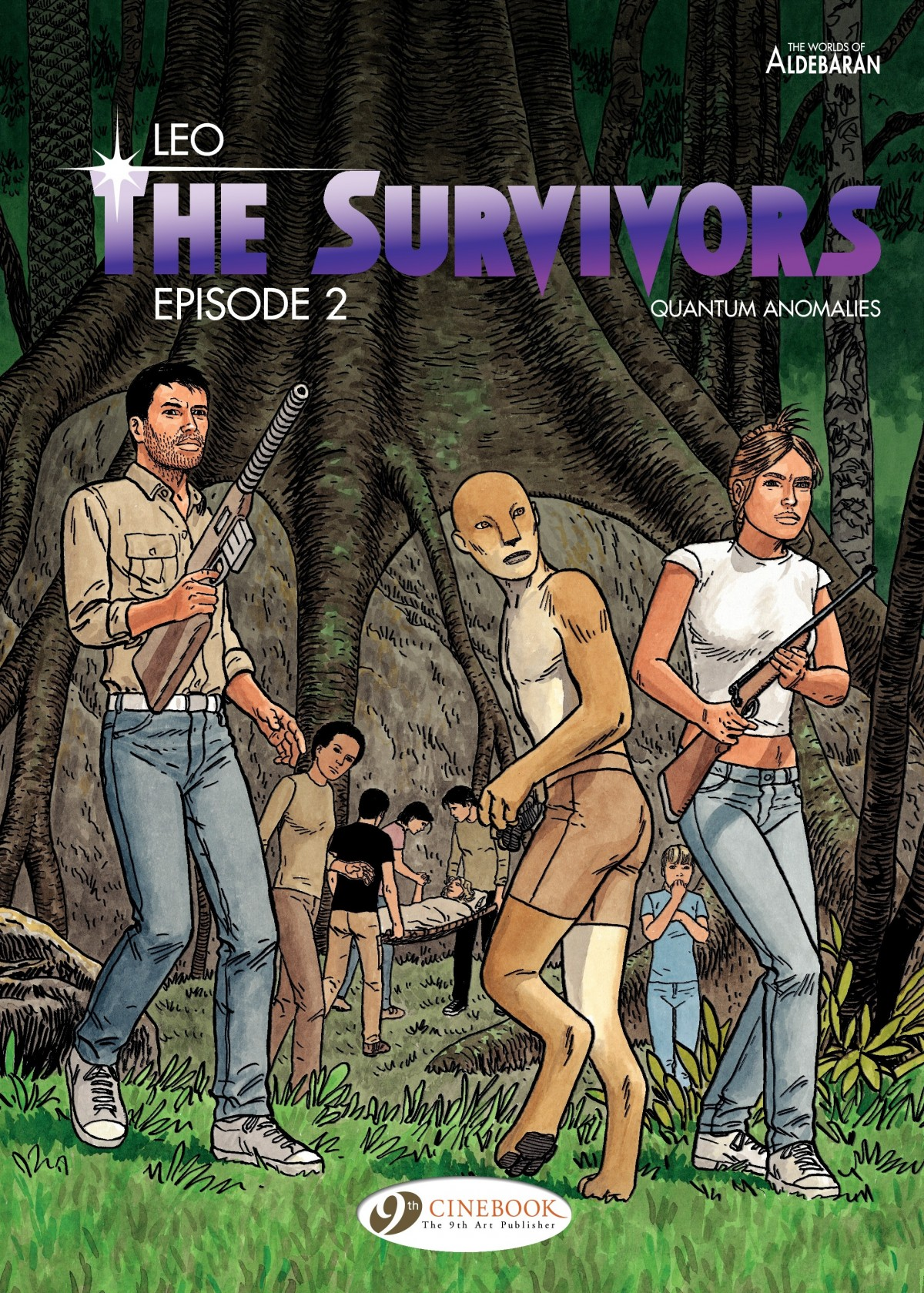 The Survivors issue 2 - Page 1