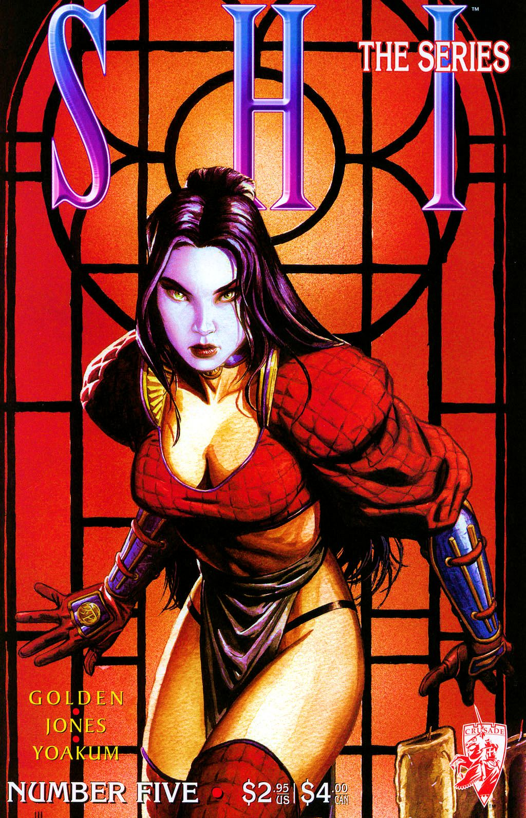 Read online Shi: The Series comic -  Issue #5 - 1