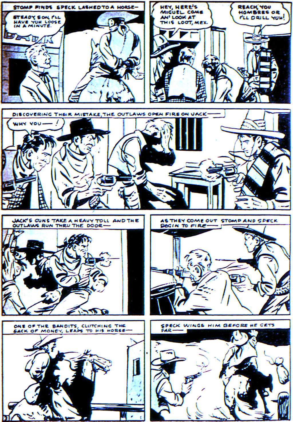 Read online Adventure Comics (1938) comic -  Issue #42 - 24