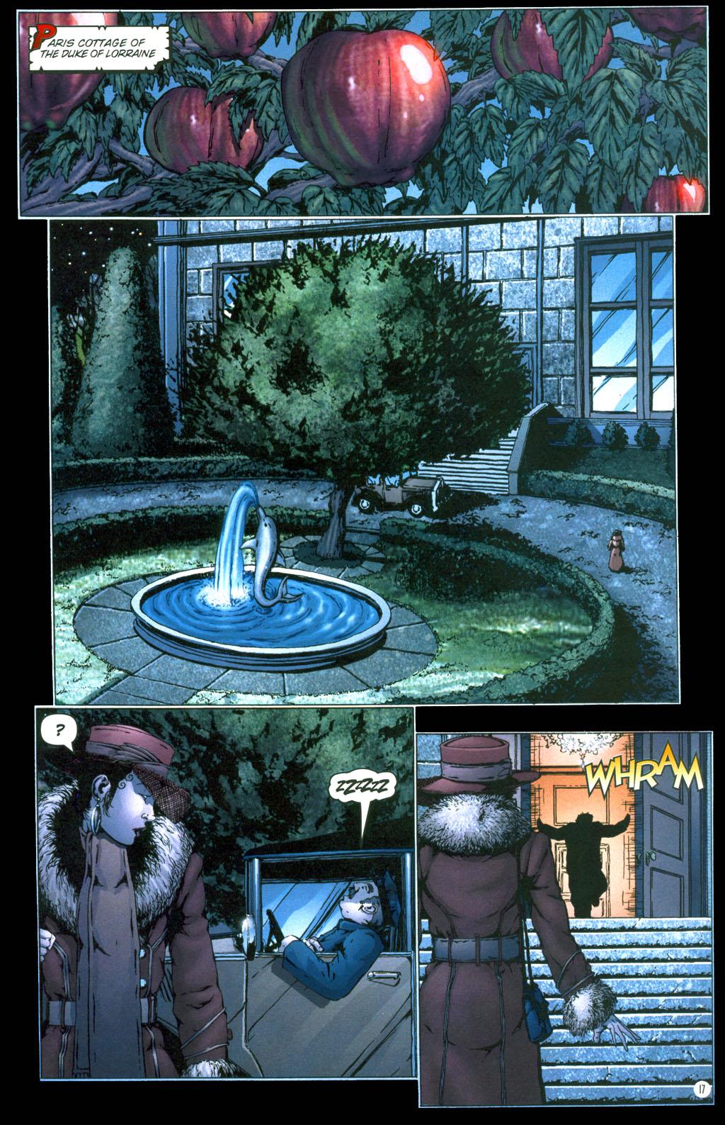 Read online Rex Mundi comic -  Issue #6 - 20