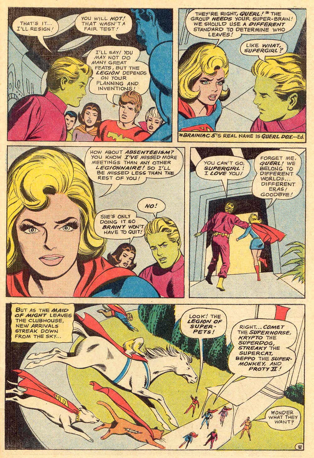 Read online Action Comics (1938) comic -  Issue #387 - 31
