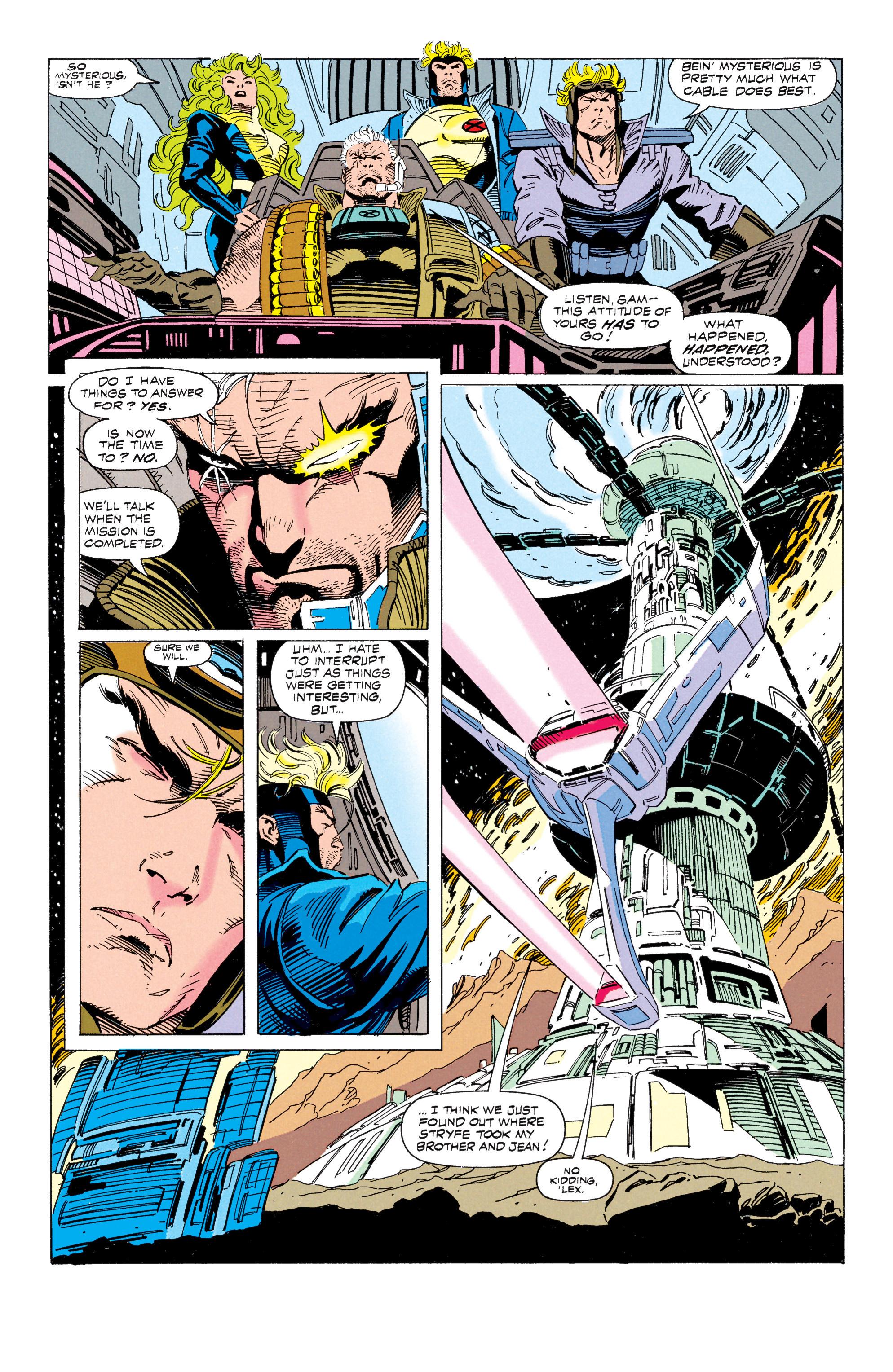 X-Men (1991) 16 Page 20