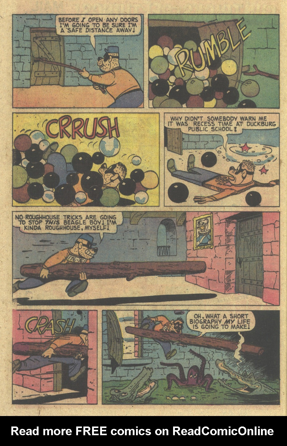 Read online Uncle Scrooge (1953) comic -  Issue #129 - 24