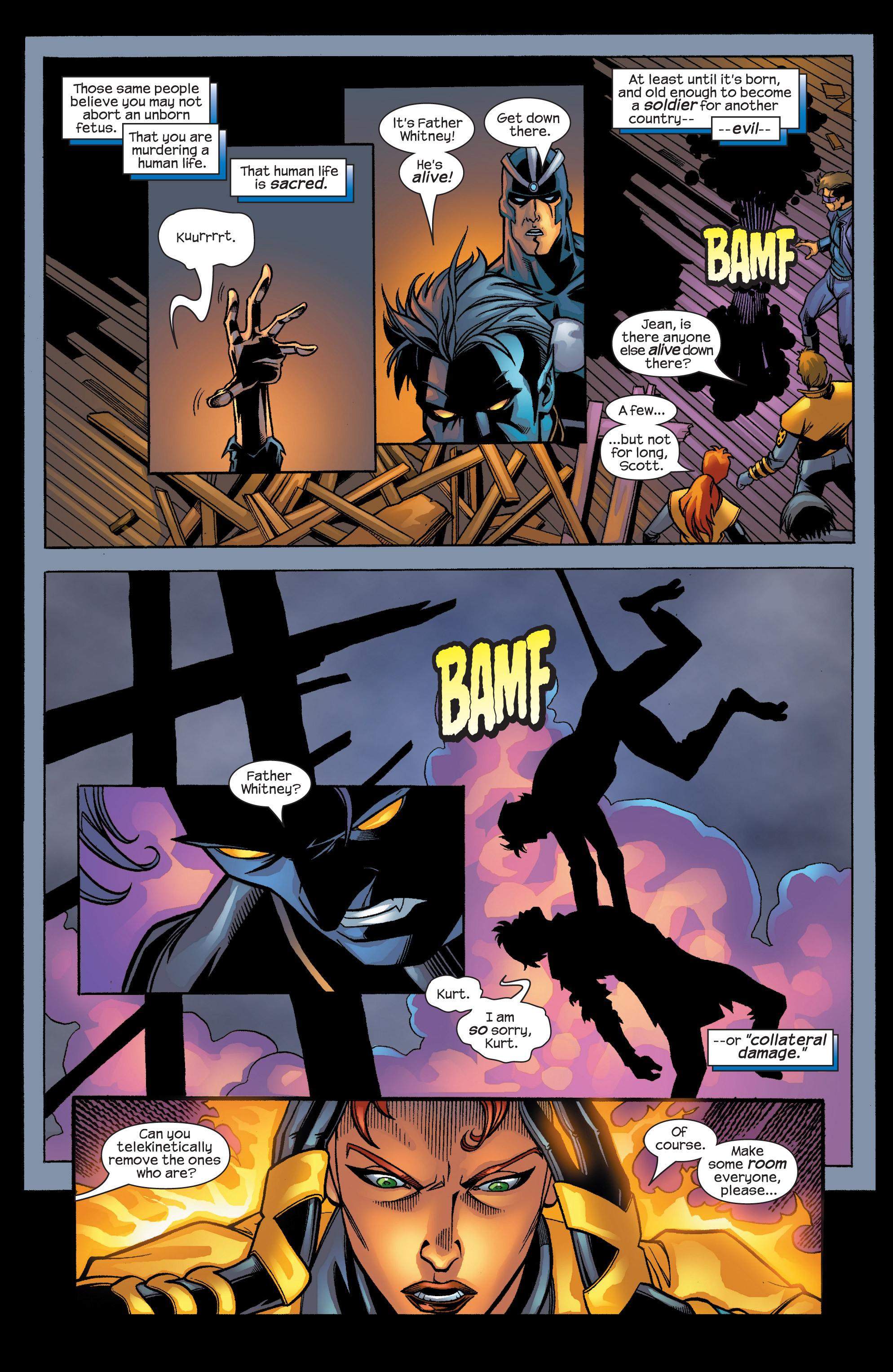 Read online Uncanny X-Men (1963) comic -  Issue #424 - 4