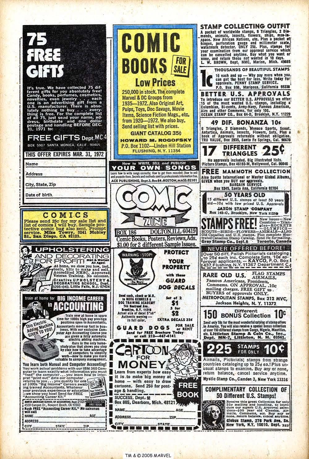Uncanny X-Men (1963) 76 Page 21