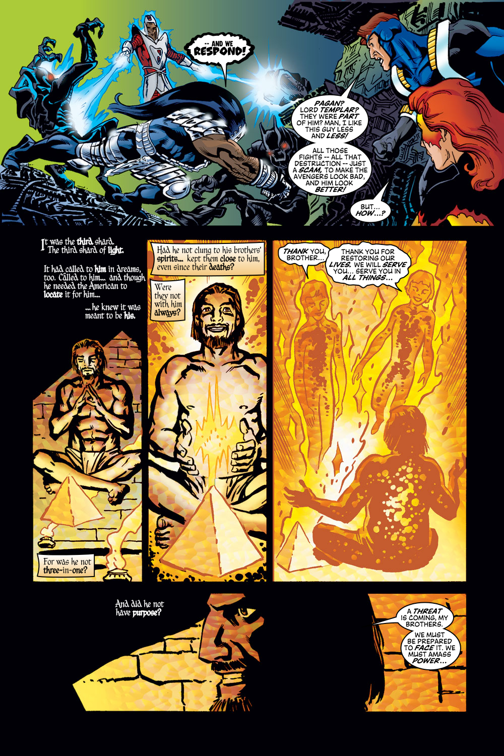Read online Avengers (1998) comic -  Issue #50 - 24
