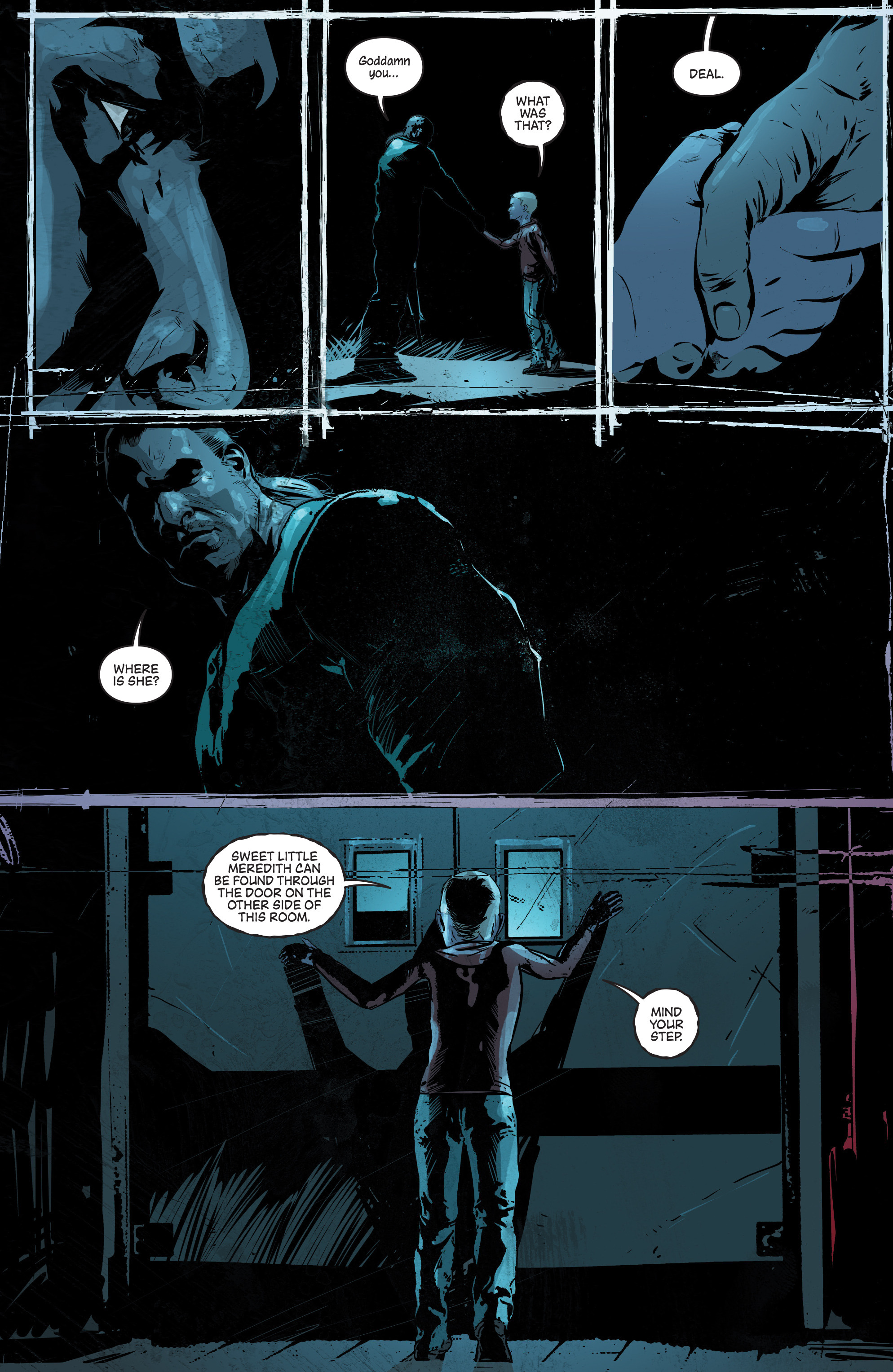 Read online Animosity comic -  Issue #4 - 28