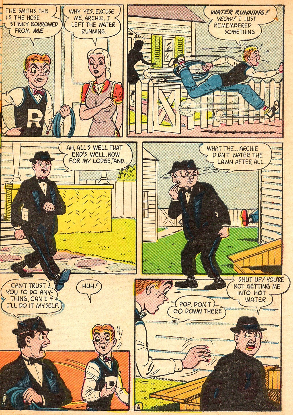 Archie Comics issue 027 - Page 47