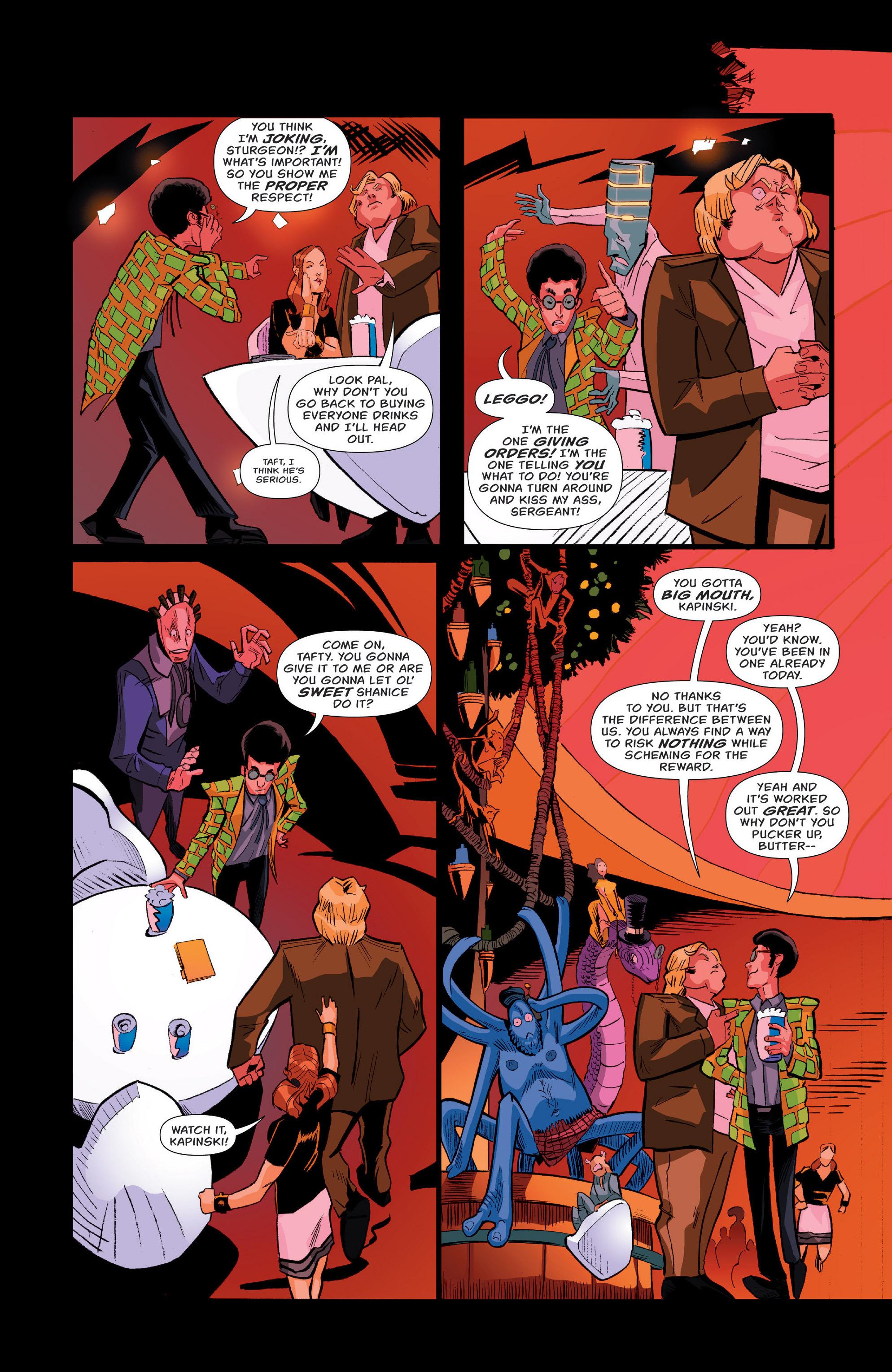 Read online Shutter comic -  Issue #24 - 27
